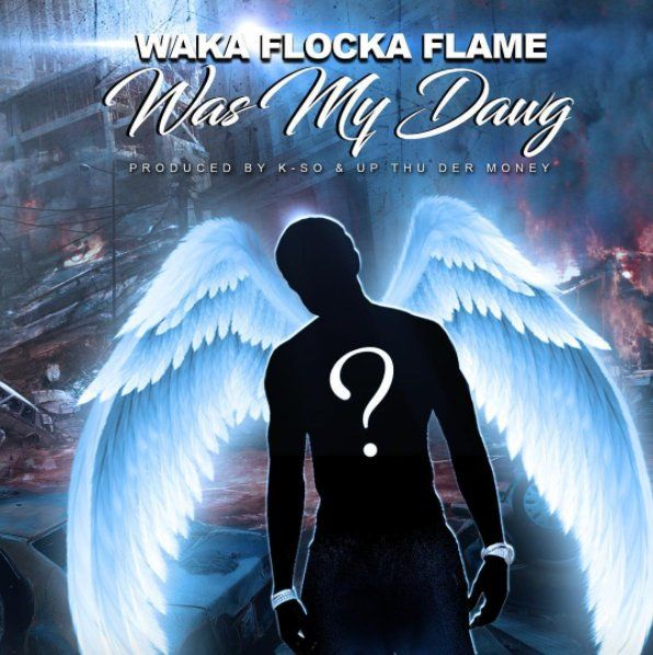"""After teasing the artwork on social media the other day, and then directly addressing his ongoing beef with former partner Gucci Mane during an interview with Charlie Sloth on BBC Radio 1Xtra just yesterday, Waka Flocka goes directly for LaFlare's neck on """"Was My Dog"""". Click to listen...  Nah Right"""