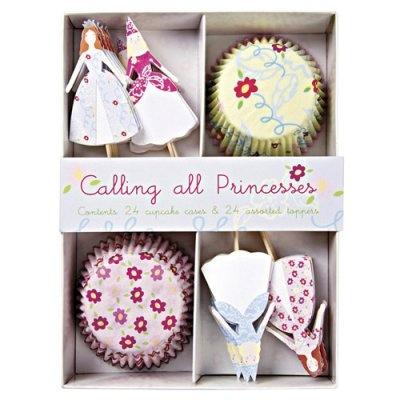 Princess Party Cupcake Kit