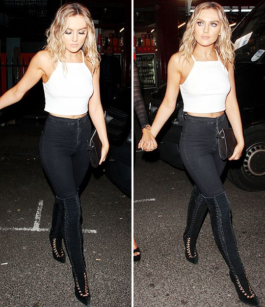 Perrie)I had lost my phone and car keys in one week. I screamed in frustration thinking I was alone