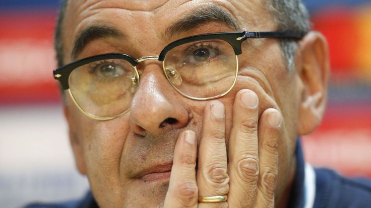 City's Pep Guardiola the best coach in Europe - Napoli's Maurizio Sarri