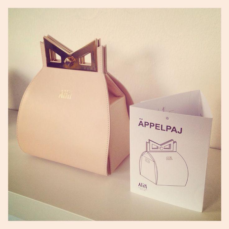 Äppelpaj #Pack Bag collection #Alik