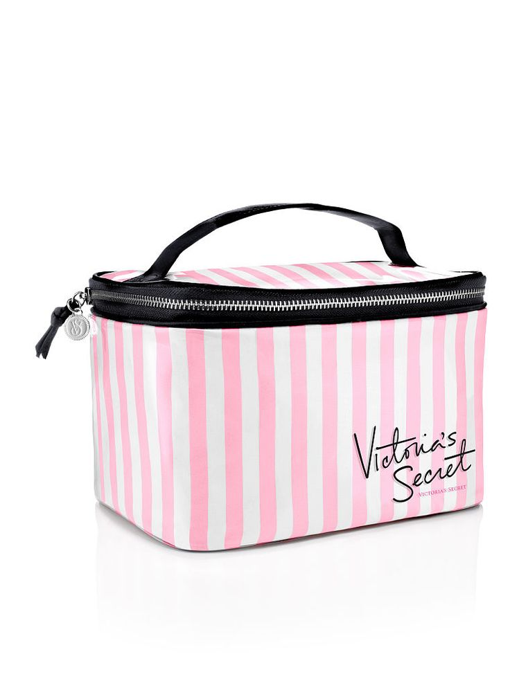 VS Stripe Train Case - Victoria's Secret - Victoria's Secret