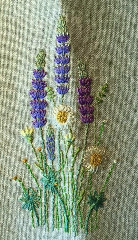 Flowers, lavender and more