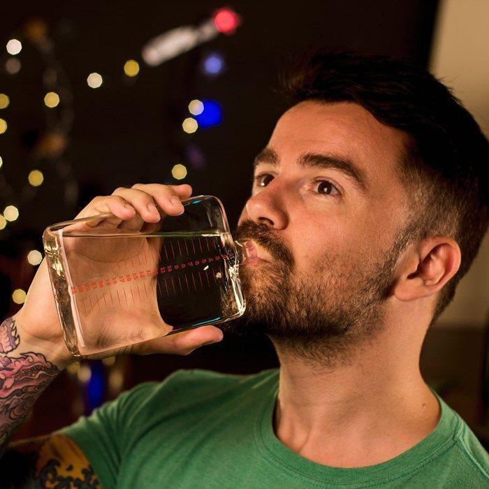 Advent Flask | GettingPersonal.co.uk