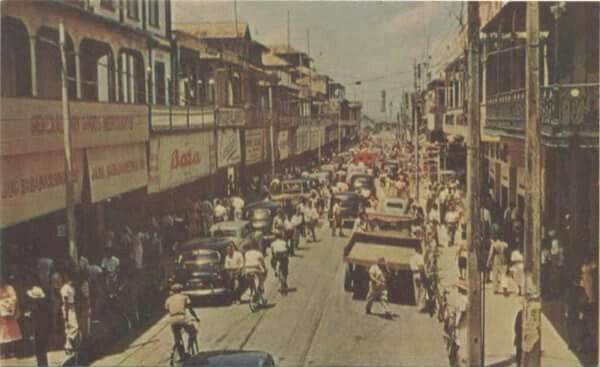 Fredrick street a walk down memory lane trinidad and - St joseph convent port of spain trinidad ...