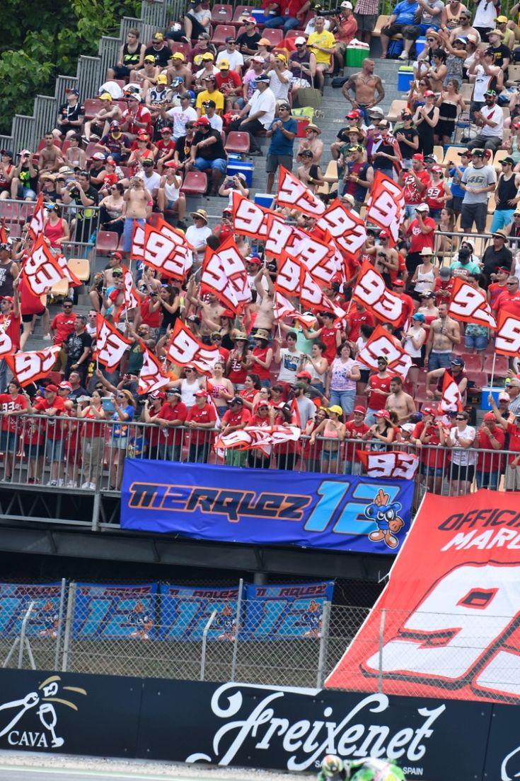 Marquez Fans, Catalunya MotoGP 2014