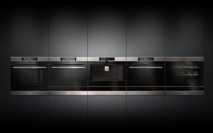 AEG Mastery Range iF design 2017 Pinterest Ranges and Kitchens - einbau küchengeräte set