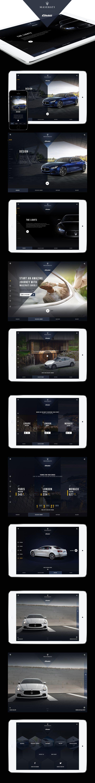 Maserati -Ghibli - Ipad app