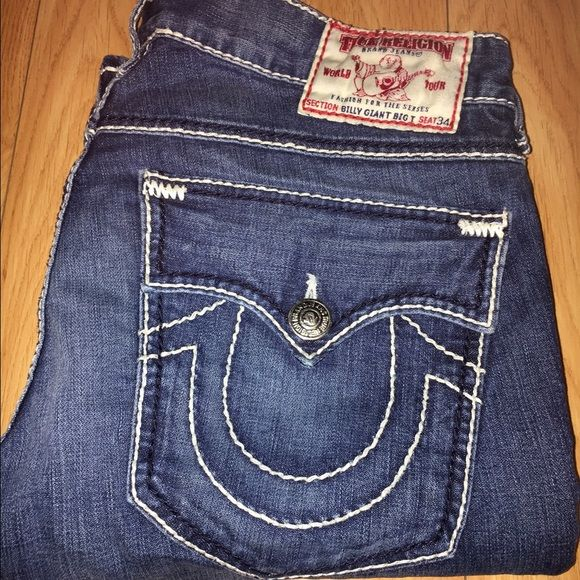 Men's true religion Excellent Used Condition - See Photos. Thank you True Religion Jeans Boot Cut