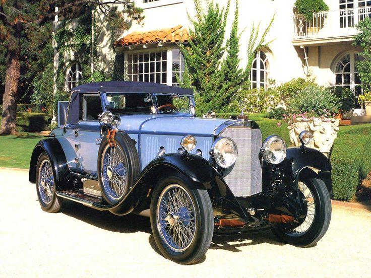 "Mercedes Model K ~ Miks' Pics ""Era Automobiles l"" board @ http://www.pinterest.com/msmgish/era-automobiles-l/"