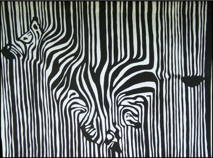 """Zebra"" by Lisa Gorski of Cape Coral (Florida). World quilt show 2012"