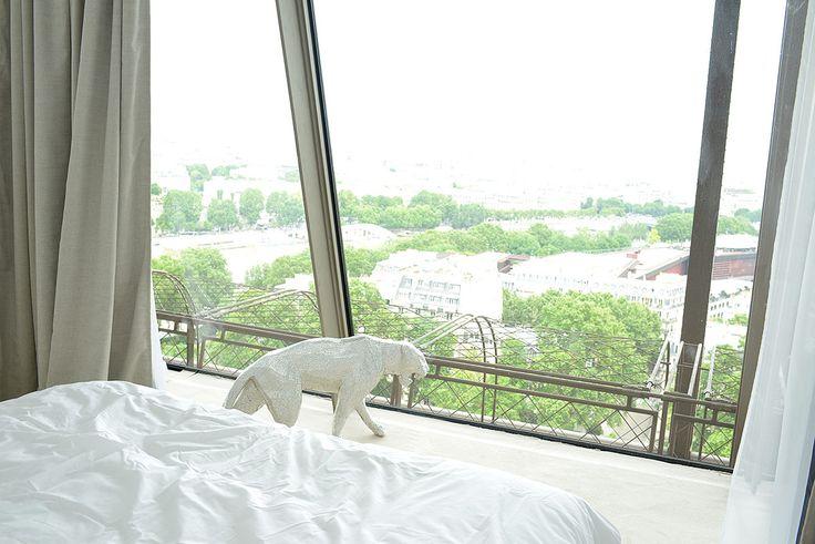 La vista desde la Torre Eiffel es envidiable. | Galería de fotos 5 de 7 | AD MX