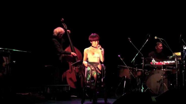 Miharu Koshi|Madame Crooner Concert 2014 告知