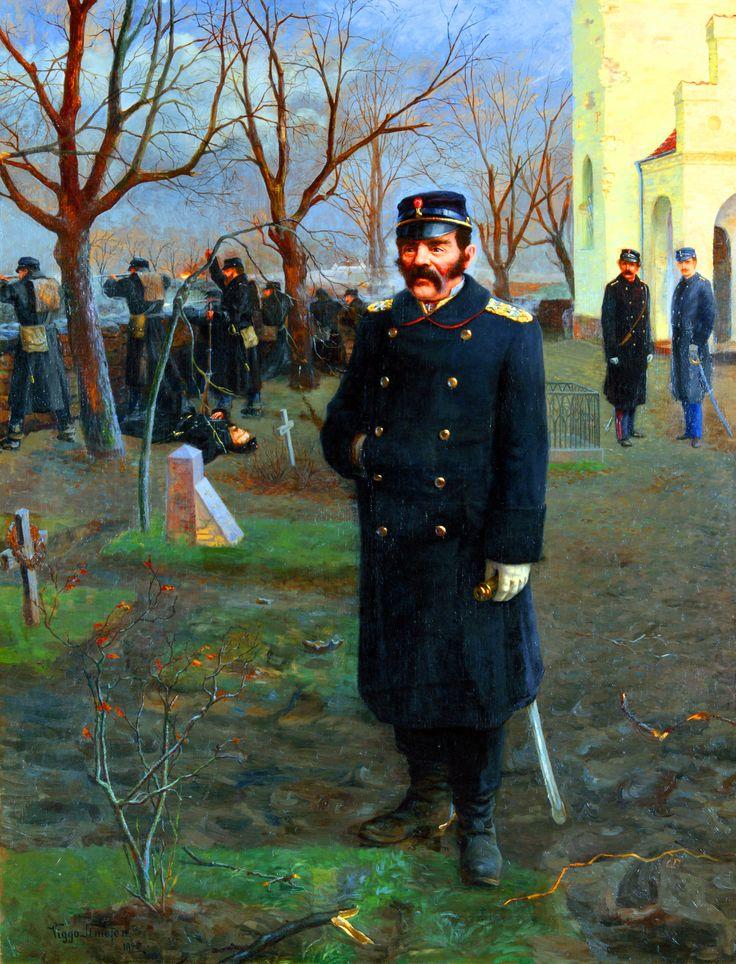 Danish officer
