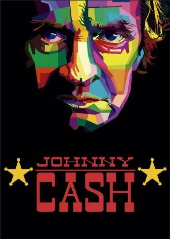 Johnny Cash - Colors