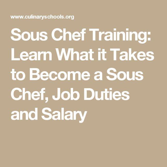 Yli Tuhat Ideaa Executive Chef Jobs iss  Nike Elites