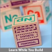 Periodic table building blocks - I could use these now for our science unit!