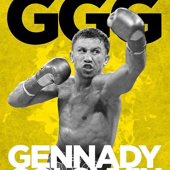 Gennady Golovkin - GGG