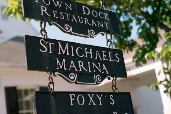 St Michaels + Oxford Maryland