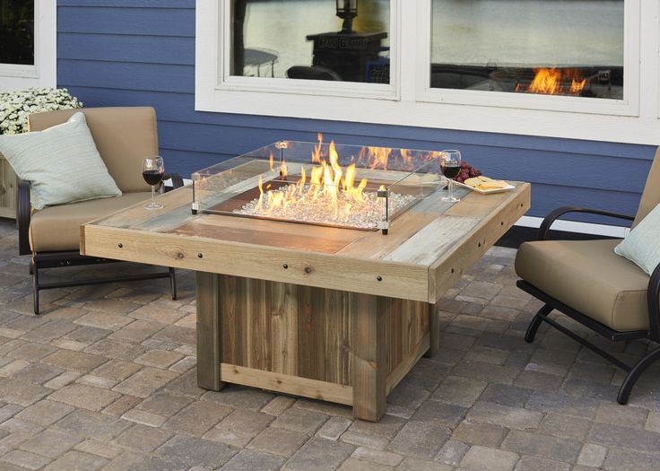 Outdoor Gas Fire Pit Tables And Gas Fireplaces Add A Warm, Cozy Glow To Any  Outdoor Space. These Gas Fire Pit Tables And Fireplaces Are A Perfect Focal  ...