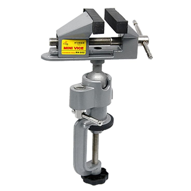 Mini Clamp On Bench Jewellers Hobby Craft Vice Tool - Hobby Vise - Amazon.com