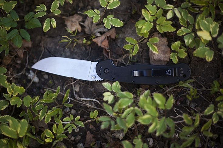 Ontario RAT-1 Jeff Randall Folding EDC Knife Review | More Than Just Surviving | Survival Blog | Preppers & Survivalists | Gear & Knives