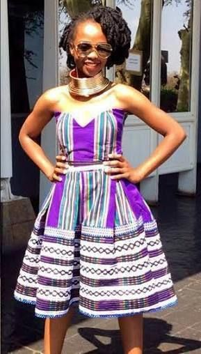 ae65664eaa2 Image result for venda traditional dresses #traditionalafricanfashion