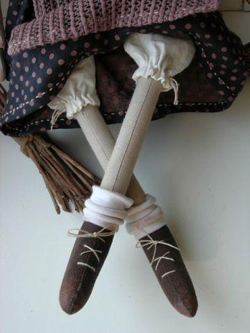 Куклы Анны Поляковой - 27 Марта 2014 - Кукла Тильда. Всё о Тильде, выкройки…