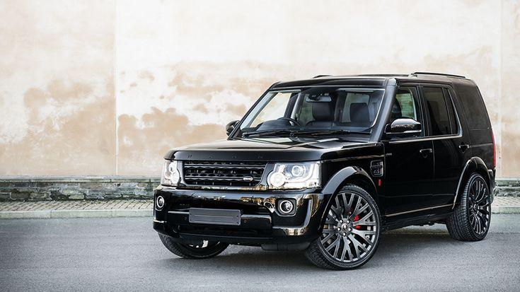 A Kahn Design Land Rover Discovery 3.0 SDV6 SE Tech