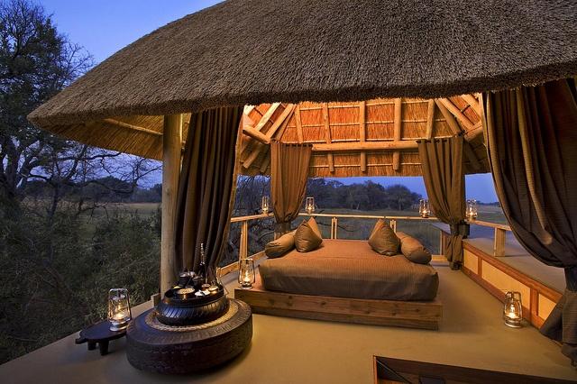 Xudum Okavango Delta Lodge, Okavango Delta, Botswana by safari-partners, via Flickr