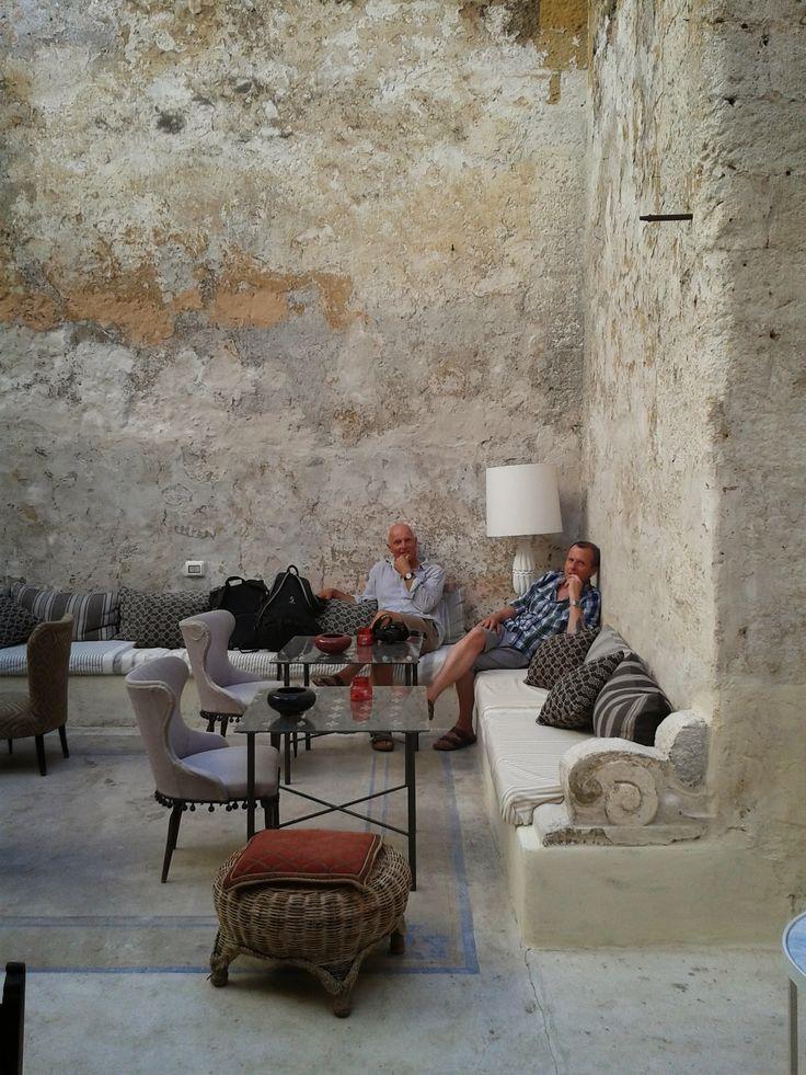 Blanc-Concept Store and Bar. Gallipoli Puglia. Italy