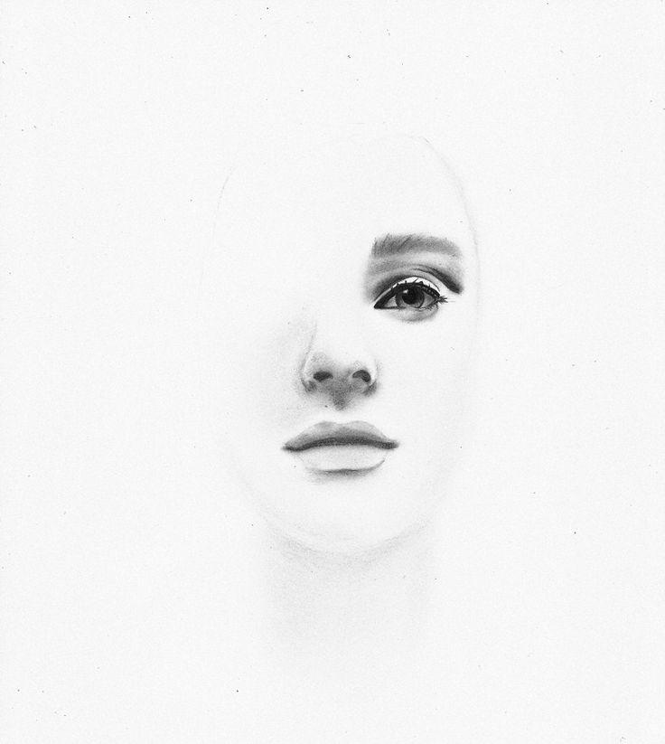 Romola Garai by beyond-neverland, drawing  http://RomolaGarai.org