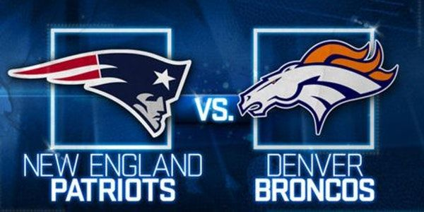 New England Patriots vs Denver Broncos