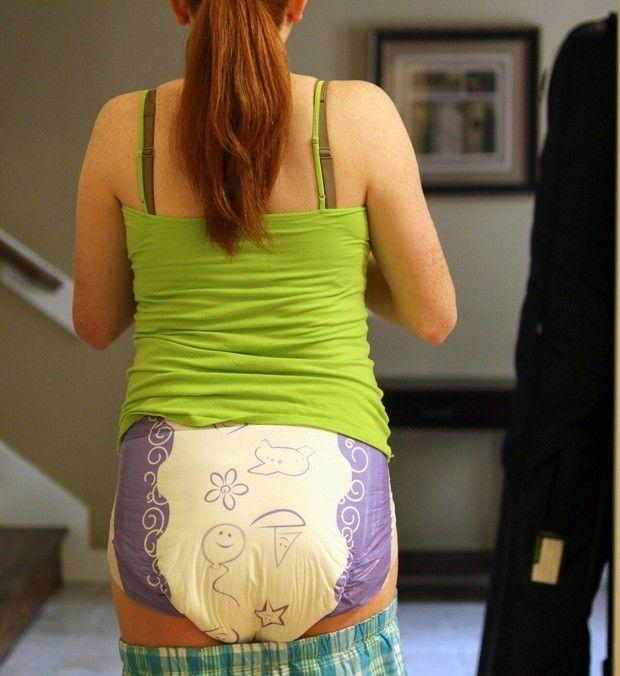 94 Best Diaper Girls Images On Pinterest
