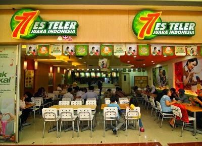 es teler 77, harga menu es teler 77, Daftar Harga Menu Es Teler 77 Tahun 2014, harga es teler 77, es teler 77