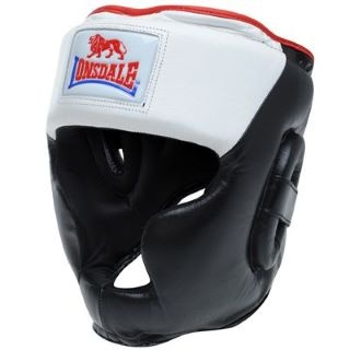 Lonsdale Super Pro Full Face Headgear - SportsDirect.com