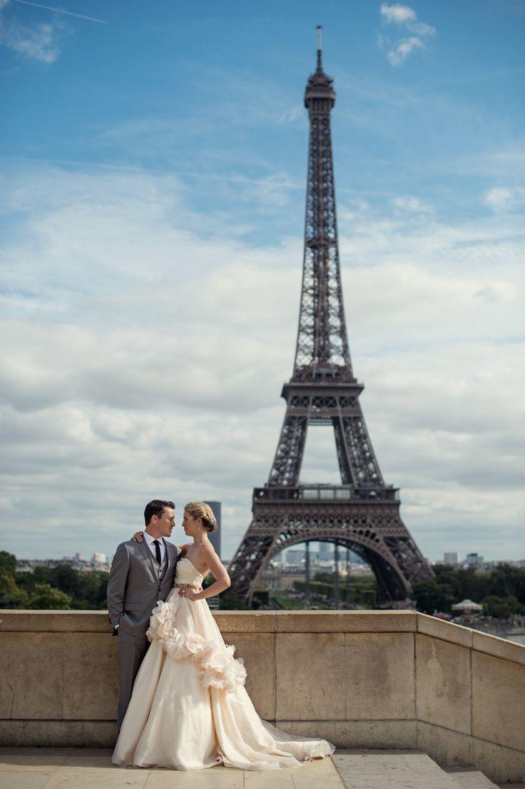 Elope to Paris! Photography: Carla Ten Eyck