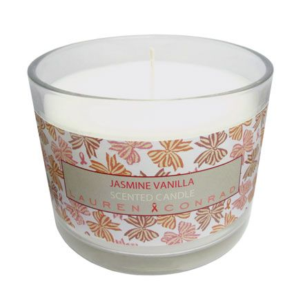 Love buying products that give back! lc lauren conrad jasmine vanilla candle