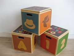 Storages boxes