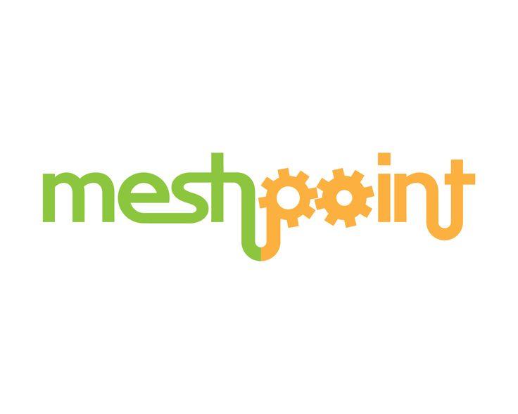 Logo Design | meshpoint | 727 Creative Group