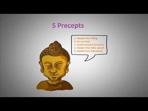 Five Precepts - YouTube