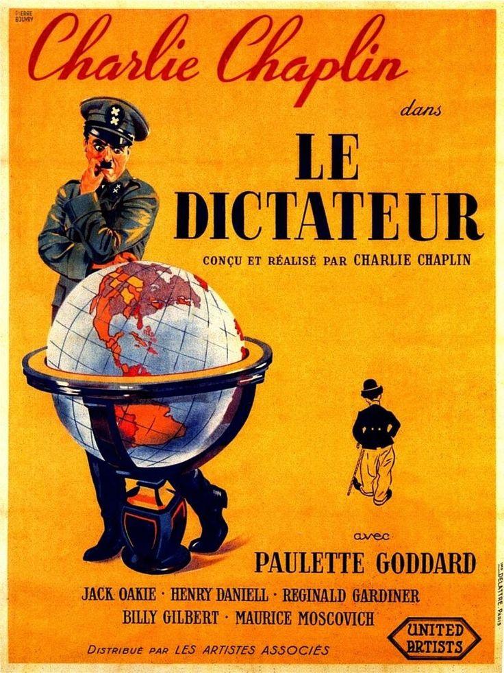 The Great Dictator P E L I C U L A