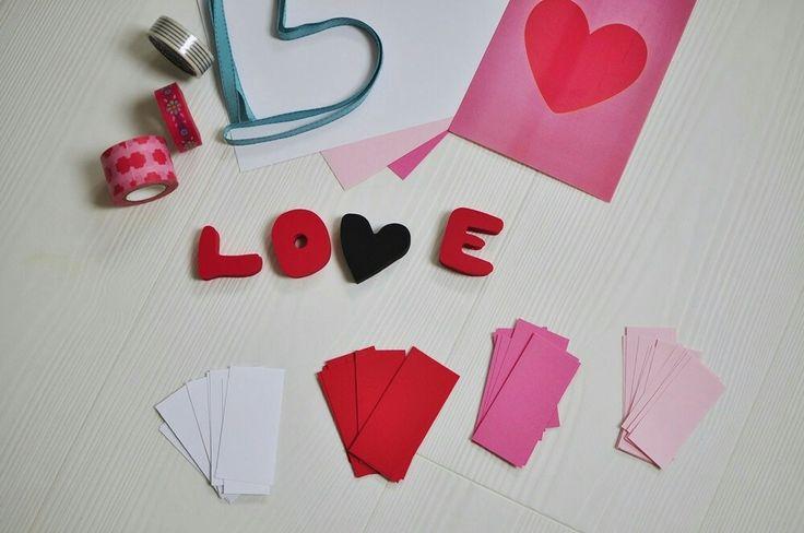 Love ; walentynki valentine's day diy valentine's family game; zrób to sam zabawa na walentynki