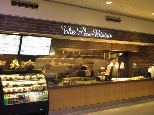 Hartsfield-Jackson International Airport, Atlanta GA | Marie, Let's Eat!