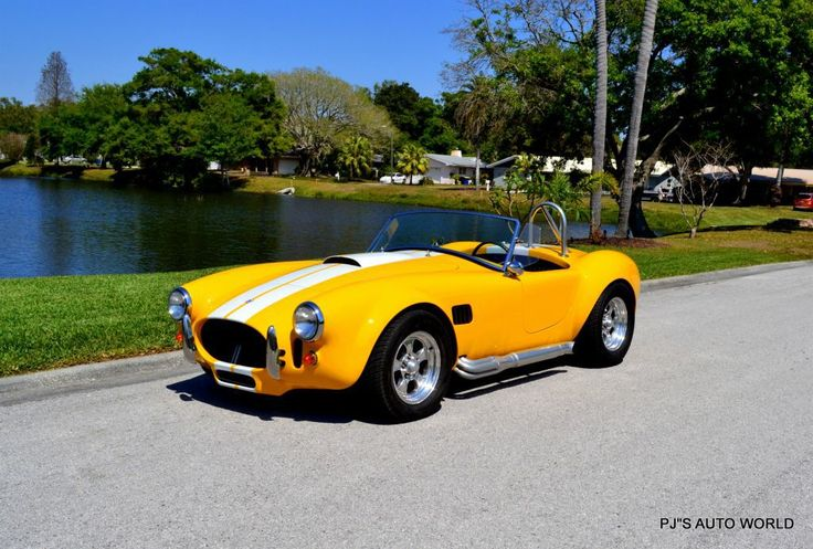 1966 Ford Shelby Cobra 427 Replica · PJ's Auto World