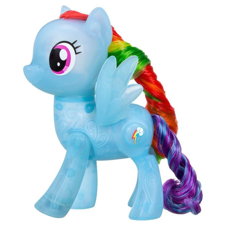 To Rainbow Dash Friendship Is Lightning Bright Awesome Light Up