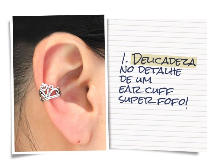 Ear Cuff   Especial Acessórios | Dani Romani Consultoria de Imagem