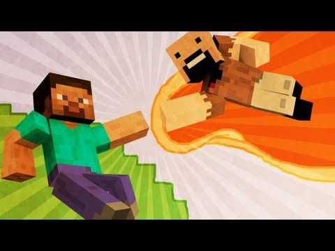 """""""Greatest Minecraft Video Ever!"""" - Original Minecraft Song and Video so awesome"""
