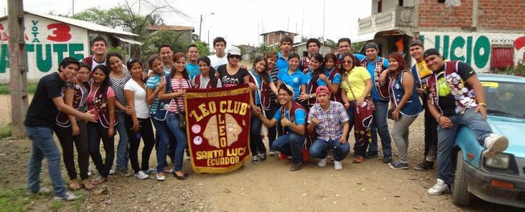 Leos in Action Against Dengue: Leo Club Daule. Leo CLub of Sargentillo Lomas, Leo Club Santa Lucia