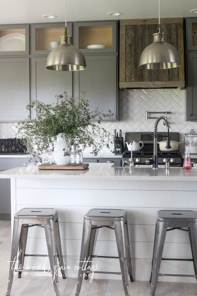 Best 10 Industrial Farmhouse Decor Ideas On Pinterest